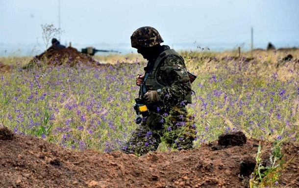 В зоне АТО за сутки погибли семь военных – СНБО