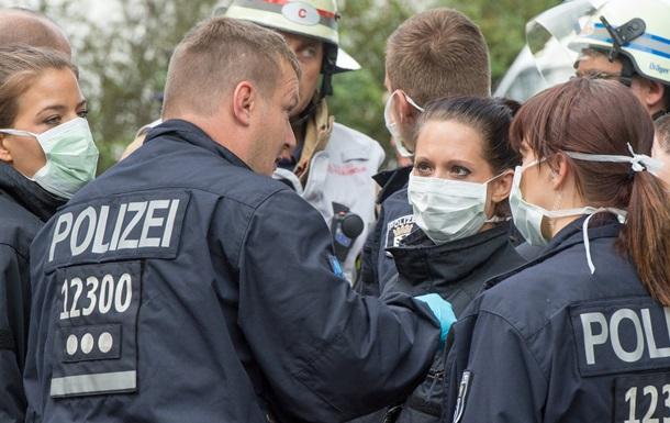Эбола уже в Европе
