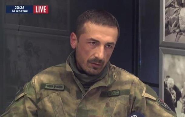 Батальоны Правого сектора не подчинены Украине - комбат