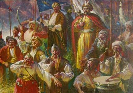 Козацька символіка, або культура української нації