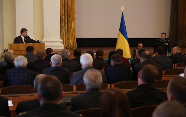 Порошенко рассказал о министре обороны в новом правительстве