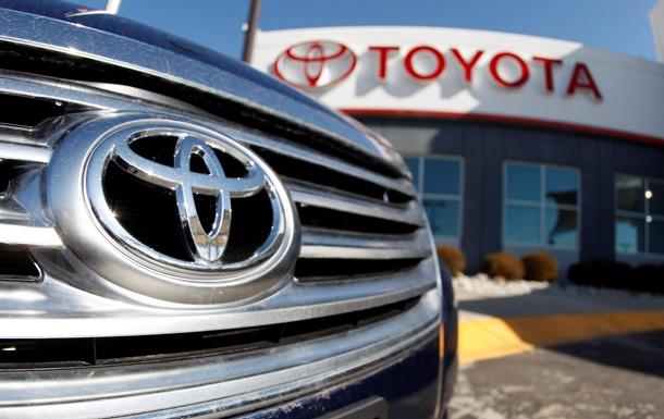 Toyota отзывает 1,67 млн авто Toyota и Lexus по всему миру