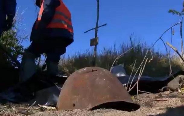Донбасс: армия пропавших без вести - репортаж BBC