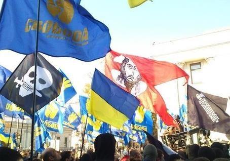 Украина хочет нацистской диктатуры?