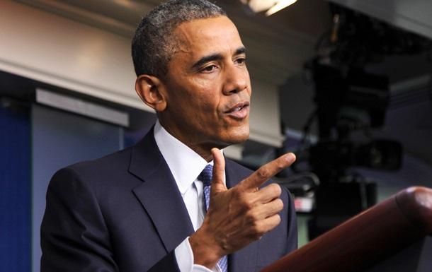 Обама обсудит с лидерами ЕС Украину, Исламское государство и Эболу