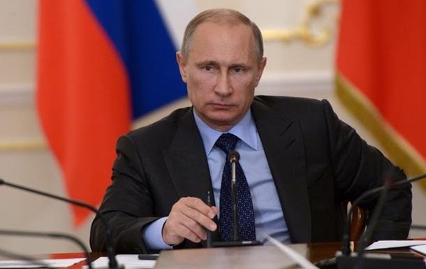 Путин посоветовал Западу не давить на Россию