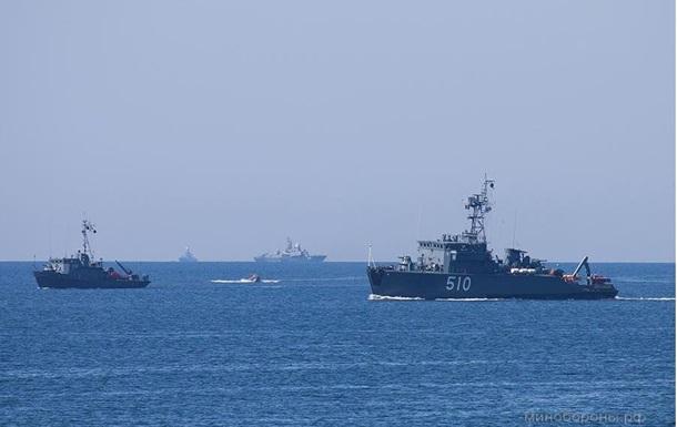 У российских пограничников появятся боевые корабли с беспилотниками