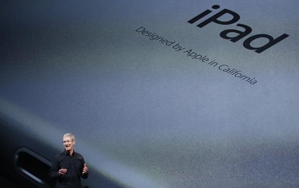 Apple случайно показала новые iPad перед презентацией