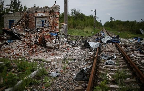 Обстрелы Донецка обесточили шахту Засядько и три подстанции