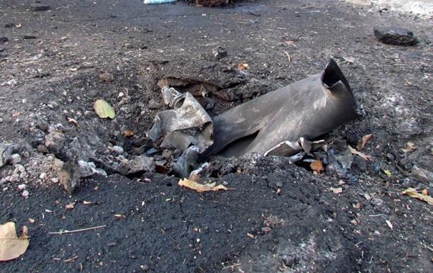 В Сартане людей убило снарядом с иностранной маркировкой