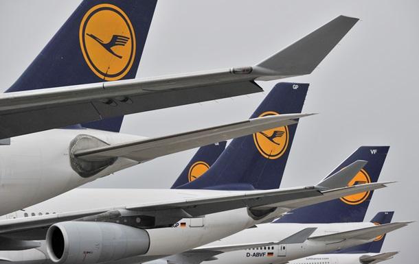 Профсоюз пилотов Lufthansa объявил о забастовке