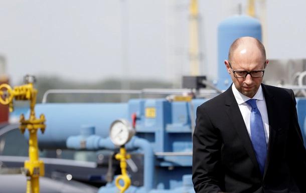 Яценюк: Путин хочет заморозить Донецк и Луганск