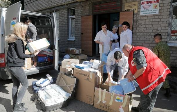 Благотворительность по-украински: помоги себе сам