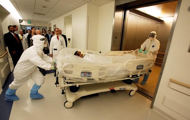 Минобороны США выделит группу врачей на борьбу с Эболой