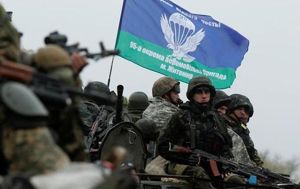 Сепаратисты отступили у Смелого  – пресс-центр АТО