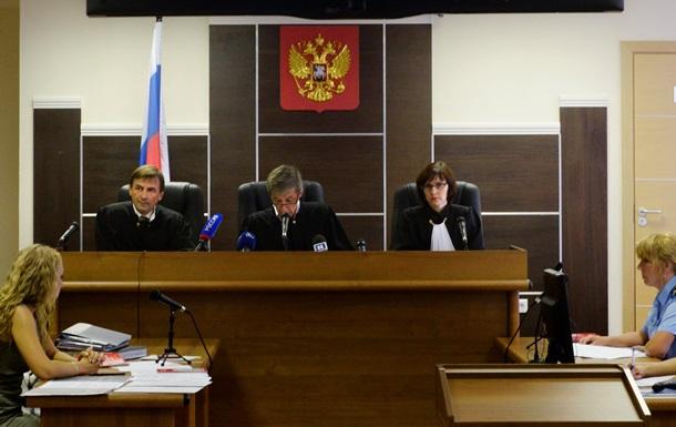 Мосгорсуд оставил под арестом украинского активиста
