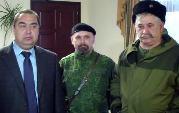Полевые командиры ЛНР заявили о создании единой  армии
