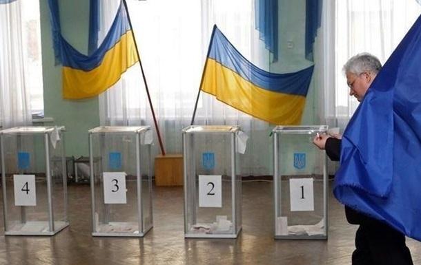 Голосование на внеочередных выборах 2014