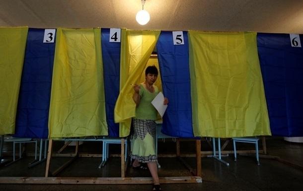 Избирательные участки к выборам 2014