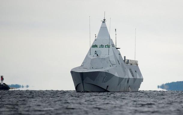 В Швеции обнаружили сразу несколько неизвестных  подводных объектов  – СМИ