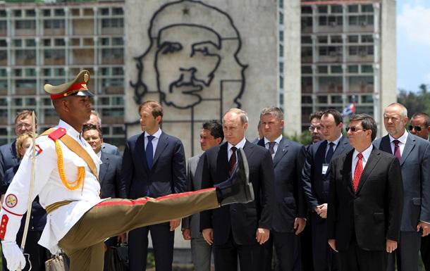 Россия в тринадцатый раз призвала США снять экономическую блокаду с Кубы
