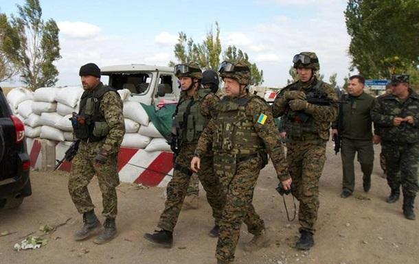 Кандидатам на выборах в Раду Турчинов предлагает поехать в зону АТО с агитацией