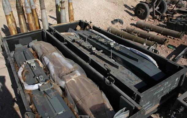 Боевики Исламского государства захватили груз США с боеприпасами - СМИ