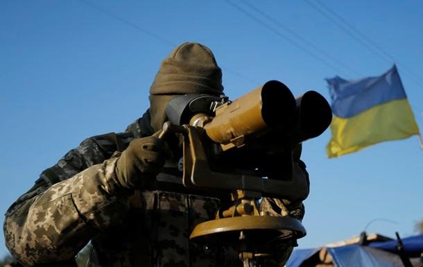 Силовики отмечают снижение интенсивности обстрелов сепаратистами
