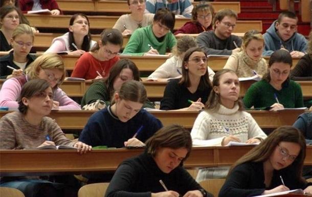 В Киеве первокурсникам из зоны АТО не выделяют бюджетные места