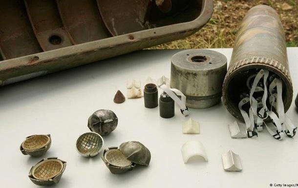 США не подтвердили применение кассетных боеприпасов в Украине
