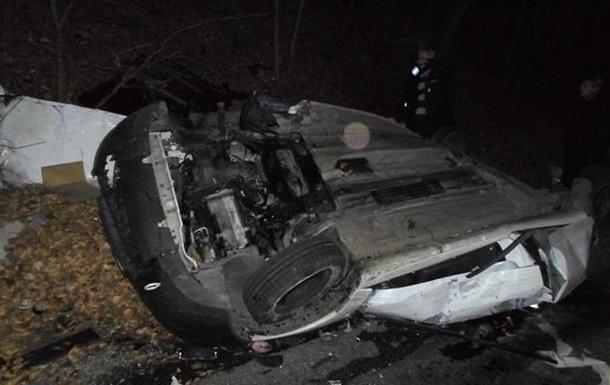 Тройное ДТП в Ровно: три человека погибли