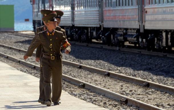 Россия обновит железные дороги Северной Кореи