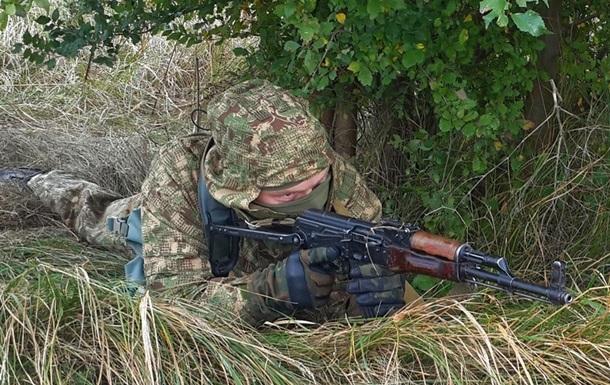 В Одесской области начались военные учения