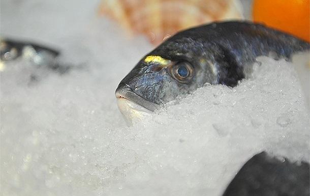Россия не пропустила в Крым 20 тонн рыбы