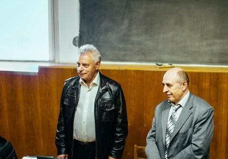 Стаття-враження від зустрічі із Я.П. Федорчуком