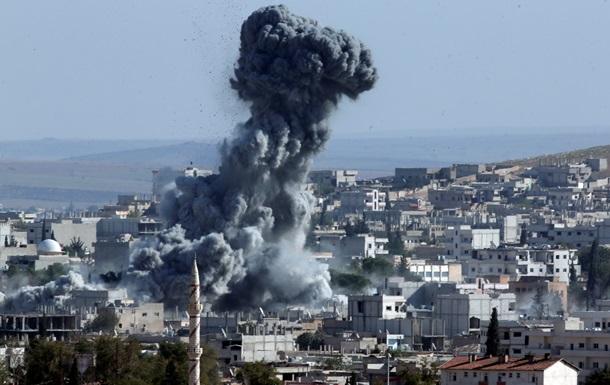 Правозащитники сообщают о 553 погибших с начала бомбардировок в Сирии