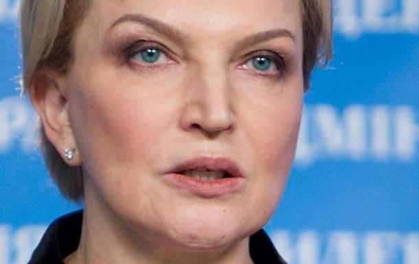 Раиса Богатырева - экс-глава Министерства Здравохранения