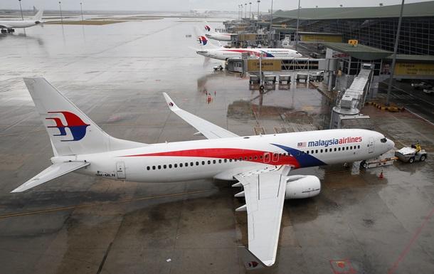 Самолет Малазийских авиалиний совершил экстренную посадку на Бали