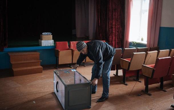 Как проходят выборы в Раду 2014 на востоке Украины