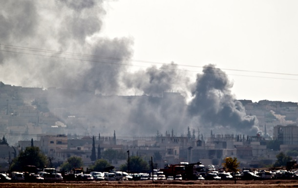 Курдские ополченцы освободили несколько районов Кобани от боевиков ИГ