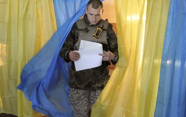 Более десяти тысяч бойцов АТО смогут проголосовать на выборах - Порошенко