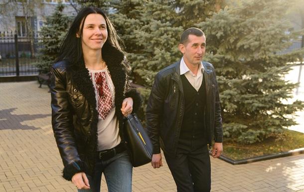 Селяне Киевской области идут на выборы, как на праздник