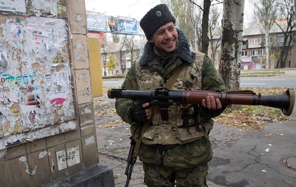 Парламенские выборы 2014 в Донецке