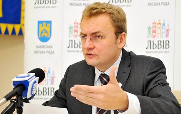 Садовый останется мэром Львова
