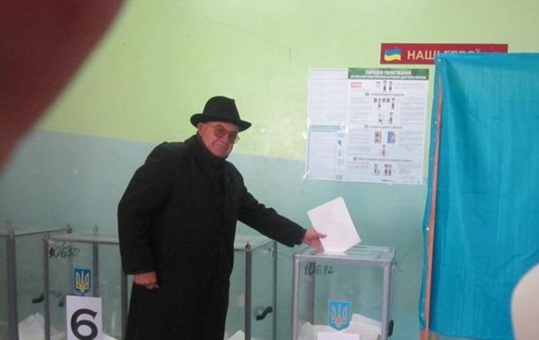 выборы во Львове