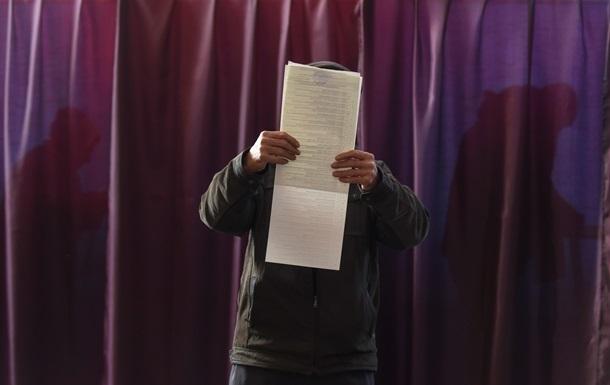 Избиратели 450 раз пожаловались on-line на нарушения на выборах – СБУ