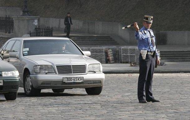 В Киеве отменяют скоростной режим в 80 км/ч