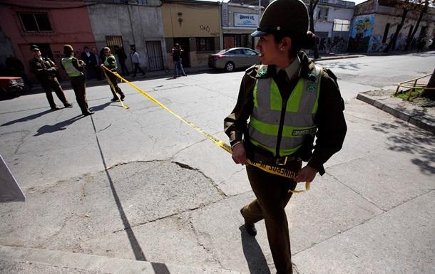 В Чили ограбили второй за сутки инкассаторский фургон