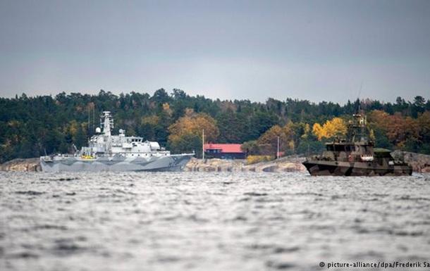 СМИ: Шведская разведка опровергла историю с  российской подлодкой