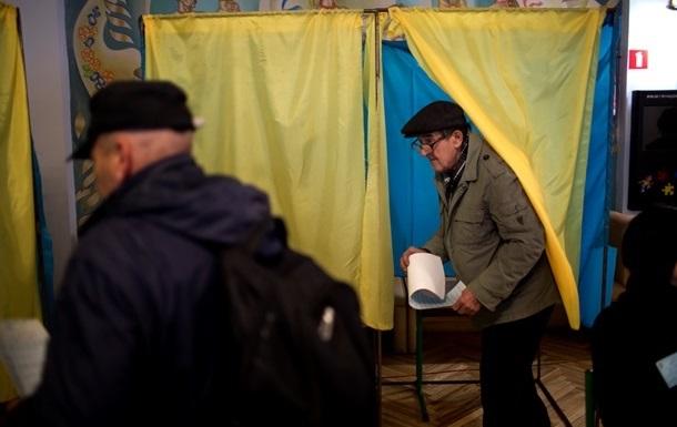 Оппозиционный блок  заявляет о массовых фальсификациях в Донецкой области